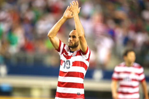 Landon Donovan Will Make Final Team USA Start vs. Ecuador October 10