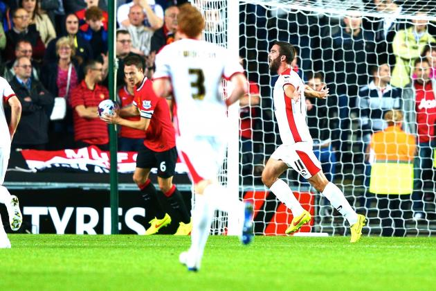 MK Dons vs. Manchester United: Live Score, Highlights from Capital One Cup Game