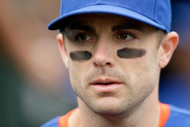 "Wright Is out of Mets' Lineup and Admits His Shoulder Is ""Not 100Percent"""