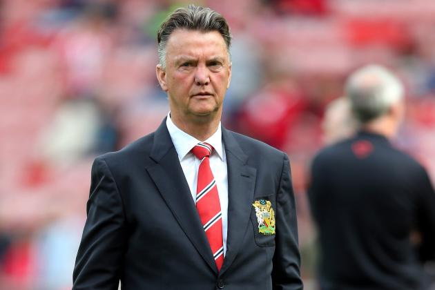 MK Dons vs. Manchester United: Post-Match Reaction from Louis Van Gaal