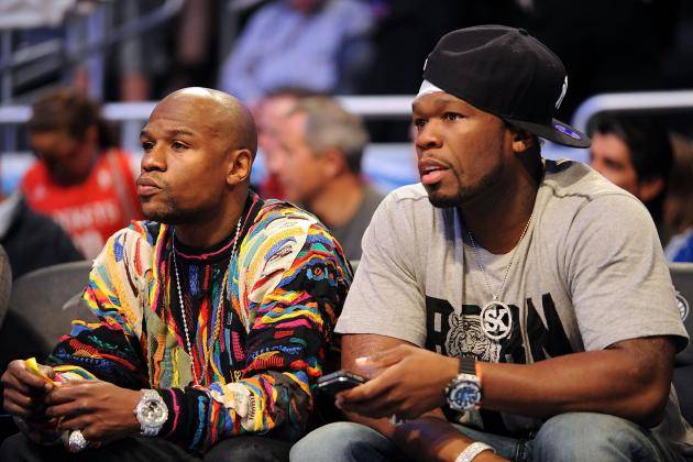 Why Nobody Is Winning the Floyd Mayweather-50 Cent Beef