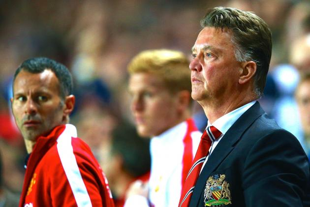Twitter Reacts to Manchester United's Loss to MK Dons in Capital One Cup