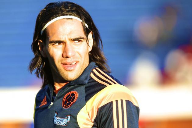Radamel Falcao Transfer Rumours: Latest News and Speculation on Monaco Star