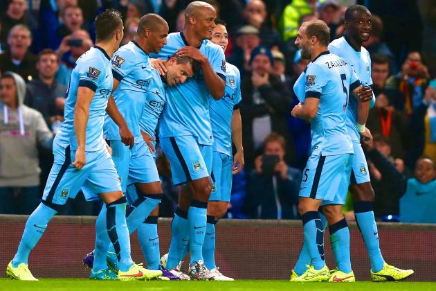 Why Man City's Current Premier League Defence Will Outstrip 2012-13 Attempt