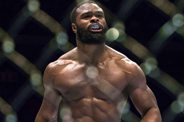 Tyron Woodley Wants to Continue Climbing Up the Ladder by Facing Matt Brown