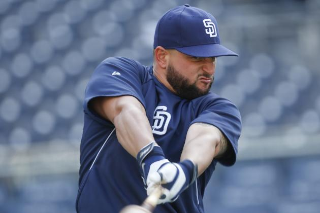 Yonder Alonso Injury: Updates on Padres 1B's Recovery from Forearm Surgery
