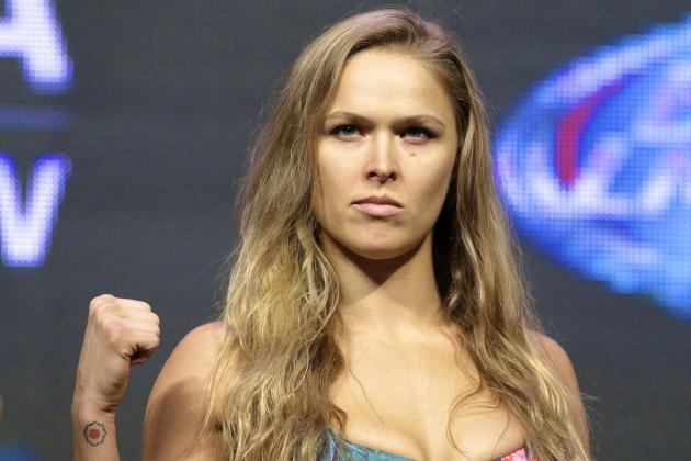 Ronda Rousey Broke Rib of 'The Expendables 3' Director with a Punch