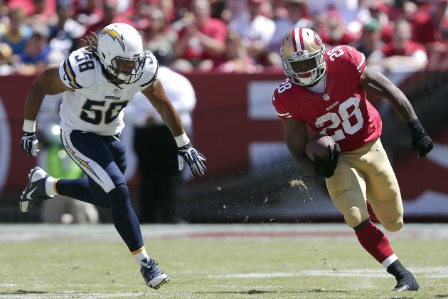 Fantasy Football 2014: Deep Sleepers to Watch as Season Approaches