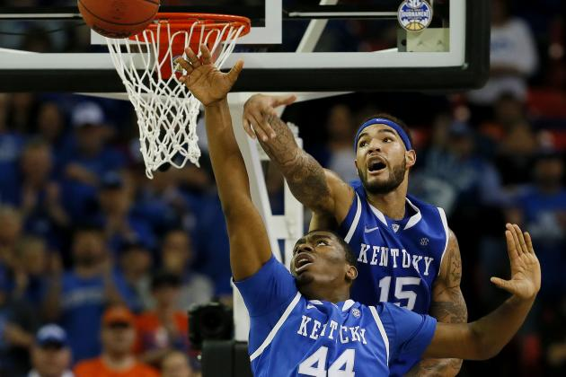 Kentucky Basketball: Which Center Will Be the Odd Man out in Crowded Rotation?