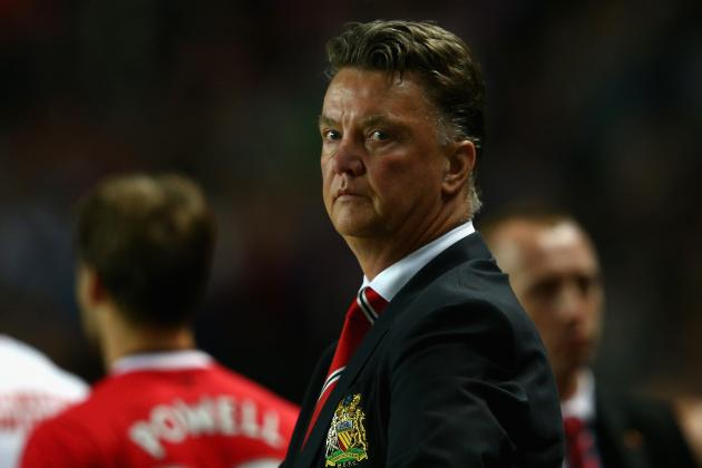 Man United Players Must Share Burden of Starting New Era with Louis Van Gaal