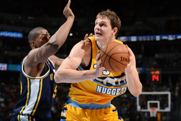 Cavs Rumors: Cleveland Should Remain Aggressive in Pursuit of Timofey Mozgov