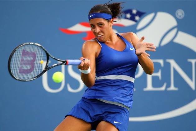 US Open 2014: American Women 1st Round Wins Show There's Life After the Williams