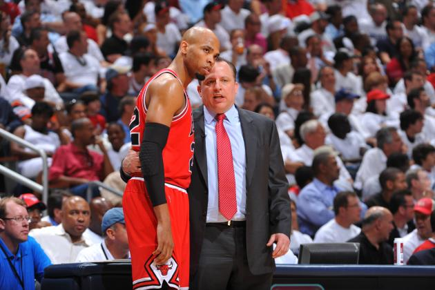 Breaking Down Chicago Bulls' Power Forward Position for 2014-15 Season