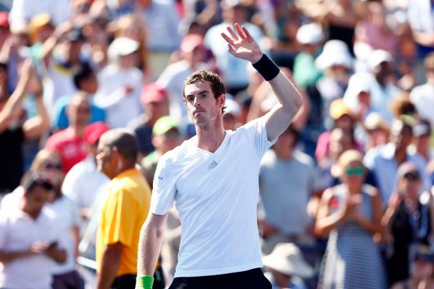 Andy Murray's Draw Too Tough to Make Deep 2014 US Open Run