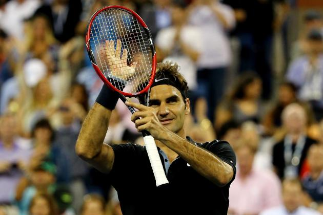 Roger Federer vs. Marinko Matosevic: Score and Recap from 2014 US Open