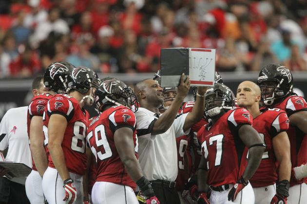 HBO 'Hard Knocks' 2014: Best Falcons Storylines and Moments of Episode 4