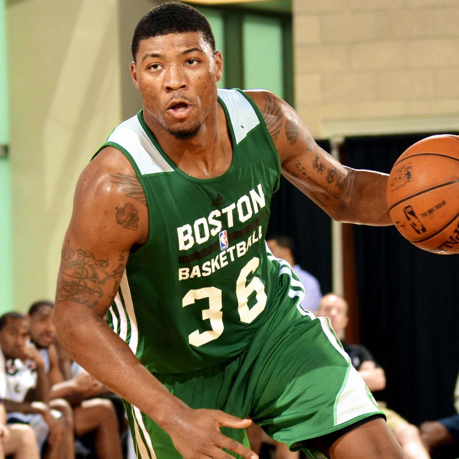 What Marcus Smart Has To Do To Contend For 2014-15 NBA