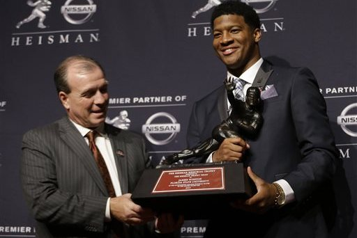 Heisman Trophy Betting: Early Odds Favor Jameis Winston, Marcus Mariota