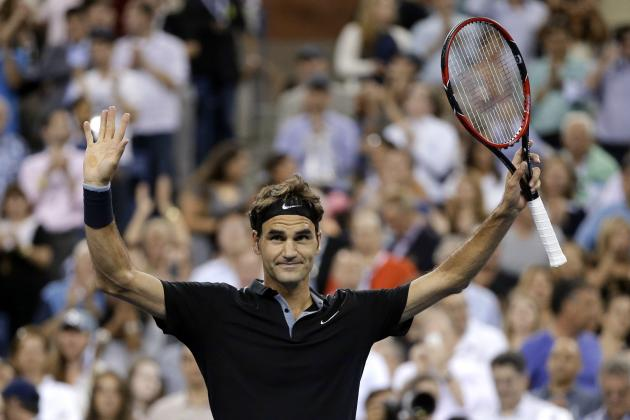 Roger Federer Will Beat Out Novak Djokovic for 2014 US Open Title