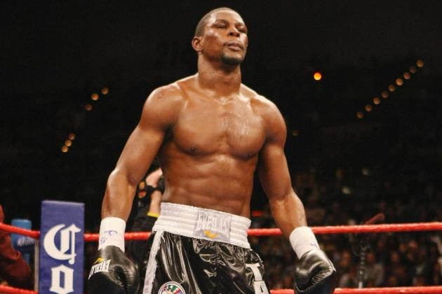 Jermain Taylor Arrested: Latest Details, Mugshot and More on Middleweight Boxer