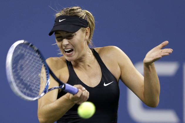 Maria Sharapova Will Reach Championship Match in 2014 U.S. Open