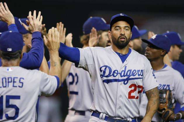 Dodgers Kick More Sand on the Diamondbacks in 9-5 Win
