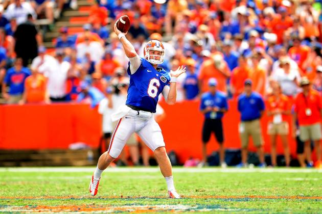Florida Football: What to Expect from Jeff Driskel in Gators' Season Opener
