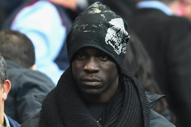 Brendan Rodgers Delivers Mario Balotelli Fitness Update Ahead of Tottenham Trip