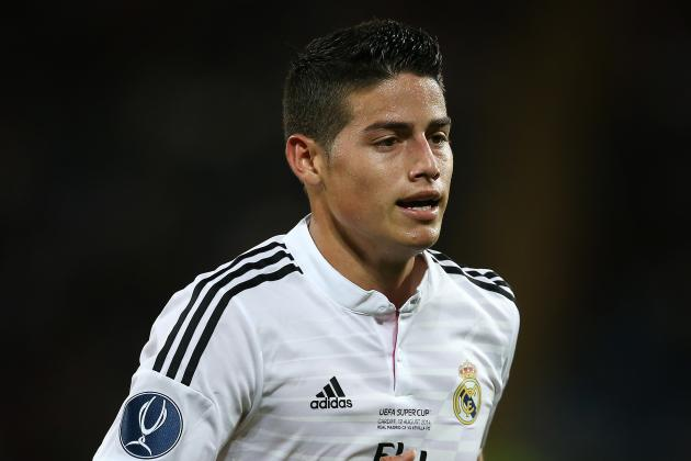 Why James Rodriguez Will Benefit Most from Angel Di Maria's Real Madrid Exit