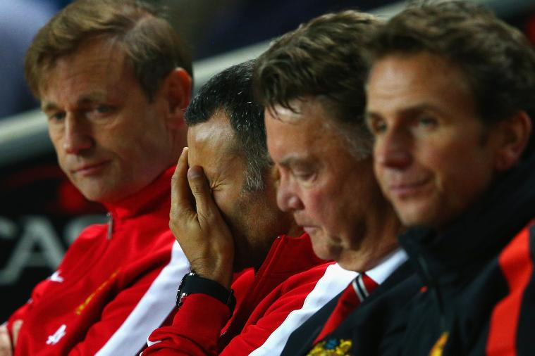 Manchester United Losing 4-0 to MK Dons Sparks Fresh Round of Jokes and Memes