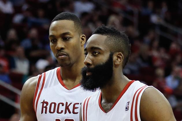 Why James Harden and Dwight Howard Are Under Enormous Pressure to Win Now