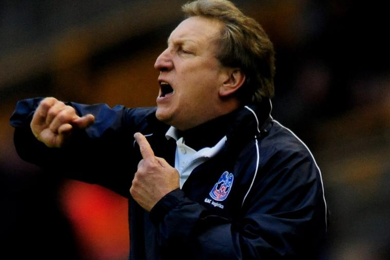 Crystal Palace Let Sponsor Neteller Break News of New Manager Neil Warnock