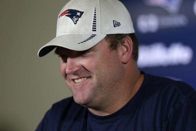 In Trading Logan Mankins, Patriots Show They Just Arent Sentimental