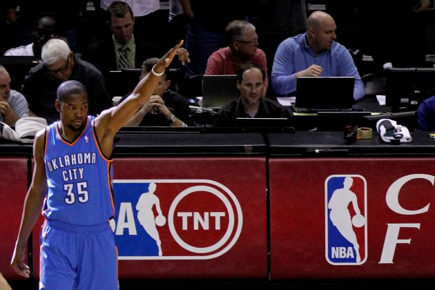 Is Kevin Durant Ready to Become the NBA's Signature Player?