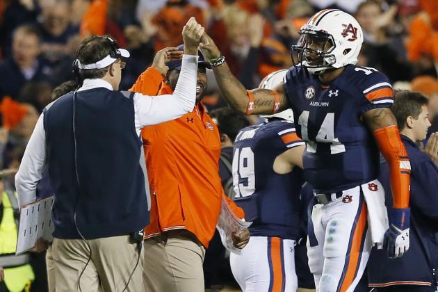 How Gus Malzahn's Auburn Offense Will Take It to the Next Level