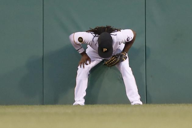 With McCutchen and Alvarez Hurt, Pittsburgh Pirates' Playoff Hopes Shrink