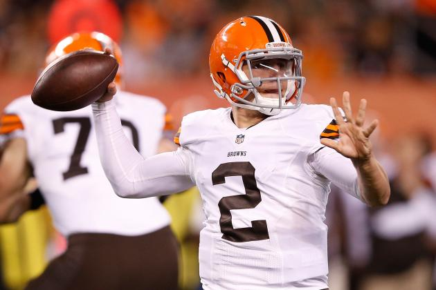 Johnny Manziel Still Has Fantasy Value Despite Backup Status with Browns