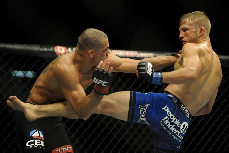 UFC 177: Dillashaw vs. Barao 2 Fight Card, TV Info, Predictions and More