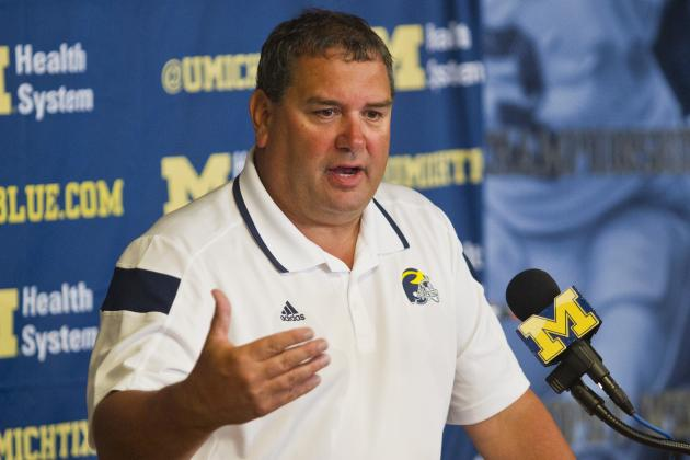 Michigan Football: Hoke Unifies Team by Rotating Captains