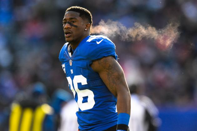 Antrel Rolle Tweets He's Angry That NY Giants Cut Young DB Charles James