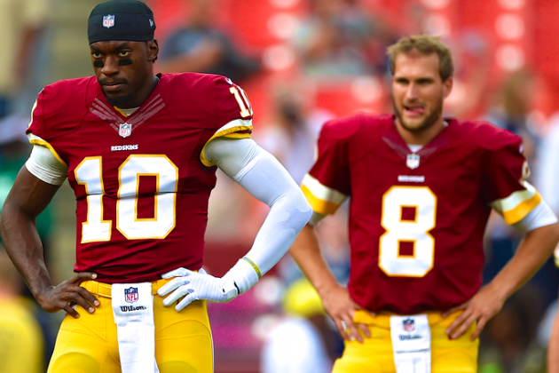Mike Freeman's 10-Point Stance: 2014 Could Be the Year of the Backup QB