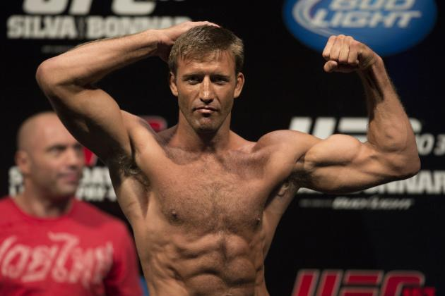 Stephan Bonnar Signs with Bellator, Expected to Face Tito Ortiz