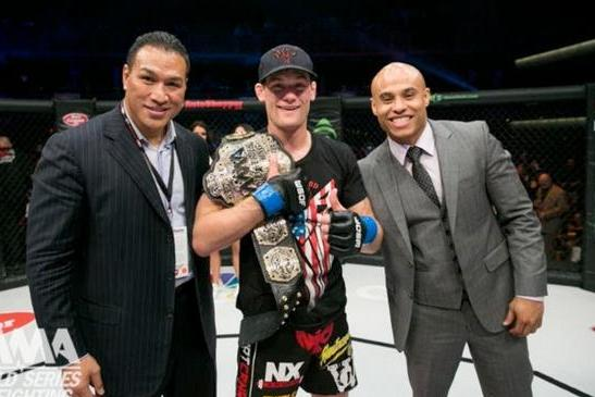 WSOF Champ Rick Glenn Reveals Reason for 2013 Absence, Talks First Title Defense