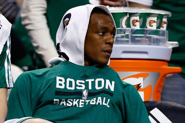 Could Boston Celtics Afford to Give Rajon Rondo a Max Contract?