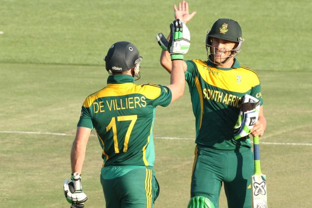 Australia vs. South Africa: Triangular Series Highlights, Scorecard and Report
