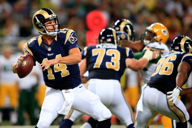 Protecting the Rams' QB Is More Important Than Embracing Him
