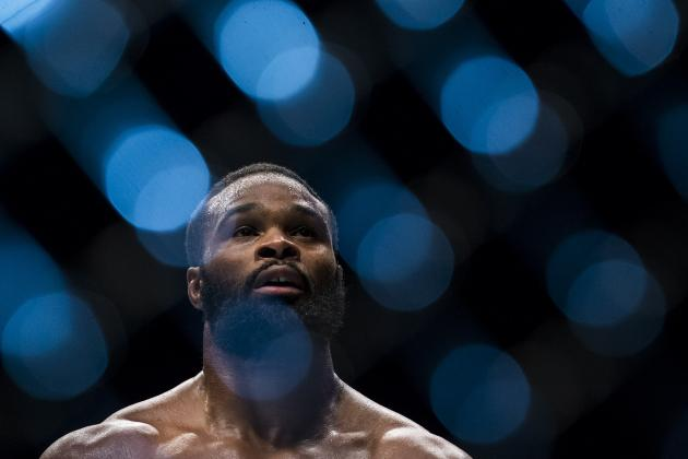 UFC Star Tyron Woodley Skeptical of Real Change in Hometown of Ferguson