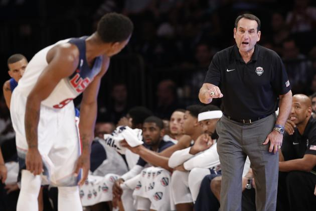 FIBA World Cup 2014 Schedule: Full Slate, TV Info and More for Team USA