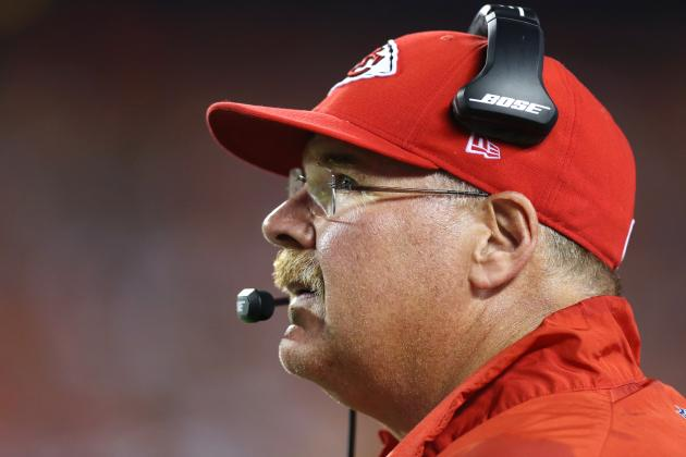 Reid Deserves Ranking Among Top Coaches