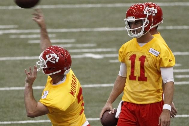 Chiefs Quarterbacks Learn from Each Other's Mistakes